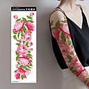 halpa Luomivärit-3 kpl koko käsi väliaikainen tatuointi hiha vedenpitävä tatuoinnit viileä miesten naisten tatuoinnit tarroja kehon taidetta