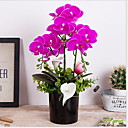 preiswerte Künstliche Blumen-Künstliche Blumen 1 Ast Klassisch Moderne zeitgenössische Ewige Blumen Tisch-Blumen
