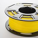 voordelige 3D-printerbenodigdheden-3d printer pla filament 1.75mm 1kg voor 3d printer 3d drukpen (geel))