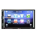 Недорогие DVD плееры для авто-Hevxm 888 7-дюймовый 2-дюймовый автомобильный MP5-плеер с сенсорным экраном / встроенный Bluetooth / радио для универсальной поддержки Bluetooth RM / RMVB / MP4 MP3 / WAV JPG