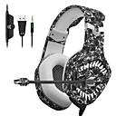 זול קישוטי חתונה-onikuma k1 Pro המשחקים האוזניות עבור המשחקים הנייד אוזניות e-sports עם מיקרופון סטריאו להקיף אוזניות USB עבור המחשב הנייד