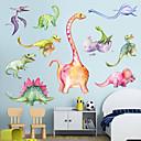 זול מדבקות קיר-מדבקות קיר דקורטיביות - מדבקות קיר מטוס / מדבקות קיר חיות / 3D חדר שינה / חדר ילדים