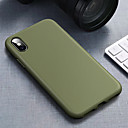 povoljno iPhone maske-eco-friendly silikonska torbica za iphone xs max xr xs x zaštitni jastučić poklopac kućišta zračnog jastuka za iPhone 8 plus 8 7 plus 7 tpu