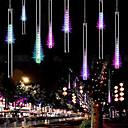 halpa LED-hehkulamput-4m 50cm merkkivalot 340 ledit 2835 smd sininen / valkoinen / rgb juhla / koriste / häät ulkona vedenpitävä koriste valo 100-240 v 1 sarja