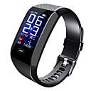 Недорогие Умные браслеты-cm11 умные часы цветной экран Bluetooth смарт-браслеты с монитором артериального давления сердечного ритма сна смарт-шагомер