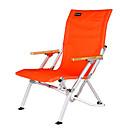povoljno Namještaj za kampiranje-BEAR SYMBOL Stolica za plažu Kamperska sklopiva stolica Može se sklopiti Aluminum Alloy Čelik za 1 osoba Kampiranje Ljeto Crn žuta