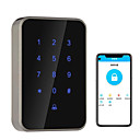 זול מנעול דלת-טלפון נייד bluetooth בקרת גישה בקרת גישה קורא כרטיסים חכמים מערכת בקרת גישה חכמה בקרת גישה קורא כרטיסים בקרת גישה נוכחות מערכת בקרת גישה מארח