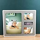 זול מסגרות תמונה לקולאג'-מודרני עכשווי בד גימור צבוע מסגרות לתמונות, 2pcs