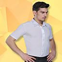 halpa Latinalaistanssiasut-Latinotanssi Yläosat Miesten Suoritus Polyesteri Split Joint Toppi