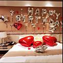 povoljno Svadbeni ukrasi-Odmor dekoracije Praznici i čestitke Dekorativni objekti Party Crvena 1pc
