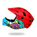abordables Casques de Cyclisme-Enfant Casque de vélo BMX Casque 28 Aération EPS ABS + PC Des sports Activités Extérieures Cyclisme / Vélo - Vert Rouge + bleu. Unisexe