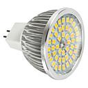 hesapli LED Spot Işıkları-1pc 6 W LED Spot Işıkları 600 lm MR16 48 LED Boncuklar SMD 2835 Dekorotif Serin Beyaz 12 V