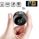 halpa IP-verkkokamerat sisäkäyttöön-a9 ip kameran turvakamera minikamera dv wifi mikro pieni kamera videokamera videonauhuri ulkona yöversio kotivalvonta hd langaton kaukosäädin puhelin os android app 1080p