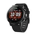 Недорогие Смарт-часы-HUIMI Amazfit Мужчина женщина Смарт Часы Android iOS WIFI Bluetooth Водонепроницаемый Сенсорный экран GPS Пульсомер Измерение кровяного давления ЭКГ + PPG