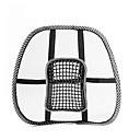 halpa Niskatuet autoon-turvaistuin kesäjäähdytys tyyny lannerangan hengittävä tyyny tuuletus vyötärö tuki autot toimisto tuoli helpotus selkäkipu