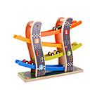 hesapli Mermer Parça Takımları-Raylı Yük Araçları Rampa Yarışçısı Yarış Arabası Basit Havalı Ahşap Çocuklar için Hepsi Oyuncaklar Hediye