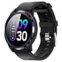 Недорогие Спортивные часы-Смарт Часы Цифровой Современный Спортивные силиконовый 30 m Защита от влаги Пульсомер Bluetooth Цифровой На каждый день На открытом воздухе - Черный Зеленый Синий