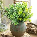 זול פרחים מלאכותיים-פרחים מלאכותיים 1 ענף קלאסי ארופאי פסטורלי סגנון צמחים פרחים לשולחן