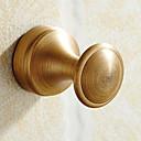 זול מתלים לחלוק-מעיל טואלט וו חדר אמבטיה סלון חדר שינה וו יצירתי וו וו וו מעיל מעיל