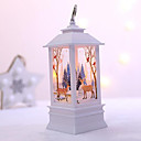 זול קישוט אורות-קישוטים לחג המולד לבית הוביל נרות חג המולד קישוטי עץ חג המולד הוביל אור תליוני קישוטי עץ חג המולד