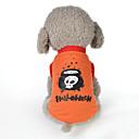 זול בגדים לכלבים-כלבים שמלות בגדים לכלבים ציטוטים ואמירות דלעת שחור סגול כתום polyster תחפושות עבור חורף פפיון חג ליל כל הקדושים