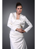 cheap Wedding Dresses-Half Sleeve Polyester Party / Evening Wedding  Wraps / Women's Wrap With Embroidery Coats / Jackets