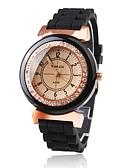 preiswerte Modische Uhren-Damen Armbanduhr Japanisch Armbanduhren für den Alltag Plastic Band Glanz / Modisch / Kleideruhr Schwarz
