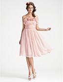 billige Brudepikekjoler-HEAVEN - kjole til brudepike i Chiffon
