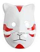 povoljno Luksuzni satovi-Mask Inspirirana Naruto Cosplay Anime Cosplay Pribor Mask PVC Muškarci Žene vruć Noć vještica