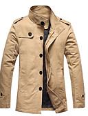 povoljno Muške majice i potkošulje-muške pamuk oprati debelu jaknu