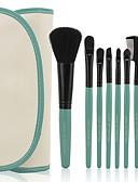 voordelige Damestruien-7pcs Make-up kwasten professioneel Brush Sets Synthetisch haar / Kunstvezel kwast Beperkt bacterieën Medium kwast