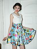 ieftine Rochii Damă-Vintage Dress TS Print Swing