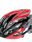 cheap Smartwatches-FJQXZ Adults Bike Helmet 26 Vents Impact Resistant EPS, PC Sports Road Cycling / Cycling / Bike - Black / Red Men's / Women's