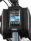 olcso Női hálóruházat-ROSWHEEL Cell Phone Bag / Váztáska 5.5 hüvelyk Érintőképernyő Kerékpározás mert Samsung Galaxy S4 / iPhone 5/5s / iPhone 8/7/6S/6