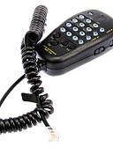 ieftine Quartz-YAESU MH-48A6J Handheld Microfon cu butoane digitale pentru FT-7800R / FT-8800R / FT-8900R - Negru