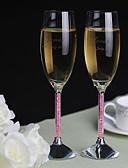 preiswerte Hochzeitsgeschenke-Material Krystall Toasten Flöten Geschenkbox Urlaub Klassisch Ganzjährig