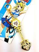 billige Slips og sløyfer-Smykker Inspirert av Eventyr Cosplay Anime Cosplay-tilbehør Halskjeder Legering Dame Varmt Halloween-kostymer