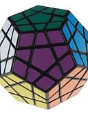 billige Hatter til damer-Magic Cube IQ-kube Shengshou MegaMinx 4*4*4 Glatt Hastighetskube Magiske kuber Kubisk Puslespill profesjonelt nivå Hastighet Klassisk & Tidløs Barne Leketøy Gutt Jente Gave