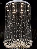 povoljno Muške košulje-Lusteri - Crystal/LED - Modern/Comtemporary/Traditional/Classic/Rustic/Lodge/Tiffany/Vintage/Zemlja/Konyhasziget - Metal