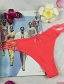 preiswerte Hübsche sexy Damenkleidung-Damen Solide - Nahtlos Besonders sexy Höschen G-Strings & Tangas Mittlere Taillenlinie