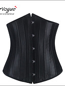 olcso Korszettek-Csat Fűzős ruhák Női - Egyszínű