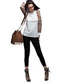 cheap Women's T-shirts-Women's Plus Size Blouse - Leopard