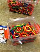 povoljno Maske za mobitele-JILE Kocke za slaganje Građevinski set igračke Poučna igračka 25 pcs kompatibilan Legoing Dječaci Djevojčice Igračke za kućne ljubimce Poklon
