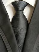 billige Blomsterpikekjoler-Herre Fest / aften / Formell Stil / Luksus Slips - Elegant, Kreativ