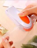 cheap Men's Hoodies & Sweatshirts-Magnetic Mini Handheld Food Bag Resealer Plastic Bag Heat Sealer Random Color
