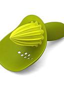 baratos Vestidos para Meninas-Utensílios de cozinha Plástico manual Juicer Fruta 1pç