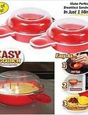 Χαμηλού Κόστους Chic Colorful Chiffon Scarves-Πλαστική ύλη DIY Mold Δημιουργική Κουζίνα Gadget Εργαλεία κουζίνας για Ψωμί 1pc