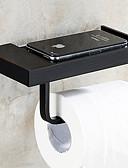 ieftine Regina Vintage-Suport Hârtie Toaletă Antichizat Alamă 1 piesă - Hotel baie