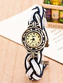 preiswerte Armband-Uhren-Damen Armbanduhr Armbanduhren für den Alltag Stoff Band Böhmische / Modisch Mehrfarbig / Ein Jahr / Tianqiu 377