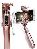 abordables Pantalones para Mujer-selfie stick bluetooth extensible con selfie stick para selfie sticks